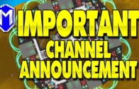 Why No Cosmoteer Videos? Important Announcement Regarding Cosmoteer And The Channel