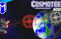 Bomber Strike Craft, Bombs Away! – Let's Play Cosmoteer Mods Gameplay Ep 15