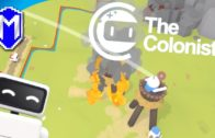 Border Wars, Preparing For Combat – Scenario 4 – Let's Play The Colonists Gameplay Ep 2