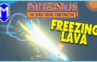 Freezing Volcanoes – Massive Live Stream Part 9 – Let's Play Nimbatus Alpha Gameplay Ep 17