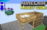 💎 Getting Started On Our Floating Island – Project Ozone 3 – Let's Play Minecraft Gameplay Ep 1