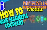How To Make Magnetic Couplers, Connecting Two Drones – Nimbatus Gameplay Tutorials And How To Guides