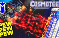Pew Pew Pew, Death By A Thousand Cuts – Let's Play Cosmoteer Mods Gameplay Ep 18