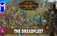Pirate War With The Drowned – The Dreadfleet – Total War: Warhammer 2 Vampire Coast Campaign Ep 2