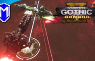 RAMMING SPEED! – Imperium Campaign – Let's Play Battlefleet Gothic: Armada 2 Beta Gameplay Ep 2