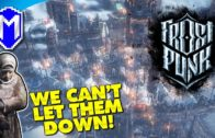 Save Our People, We Can't Let Them Down! – The Refugees – Let's Play Frostpunk Gameplay S4 Ep 2