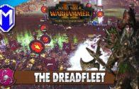 The Lizardmen Attack – The Dreadfleet – Total War: Warhammer 2 Vampire Coast Campaign Ep 6