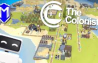 Transporting Goods Across The Sea – Scenario 6 – Let's Play The Colonists Gameplay Ep 16