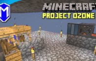 🛠 Moving The Auto Sifter, Automated Sieve – Project Ozone 3 – Let's Play Minecraft Gameplay Ep 10