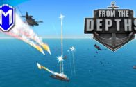 Testing Our Anti-Missile Defenses – Quest For Neter – Let's Play From The Depths Gameplay Ep 4