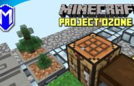🌳 The Bonsai Farm And Drawers For Storage – Project Ozone 3 – Let's Play Minecraft Gameplay Ep 11