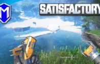 Searching For Coal, Exploring The Area – Let's Play Satisfactory Live Stream Alpha Gameplay Ep 8