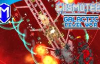 Very High And Extreme Risk Sectors – Galactic Civil War – Let's Play Cosmoteer Gameplay Ep 8