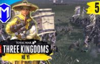 Driving Back The Invaders – He Yi – Yellow Turban Records Campaign – Total War: THREE KINGDOMS Ep 5