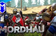 Epic New Medieval Combat Game, Brutal Frontline Combat – Let's Play MORDHAU Gameplay Ep 1