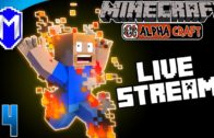 🎥 Finding The Nether Hub – Live Stream AlphaCraft Server – Let's Play Minecraft SMP Gameplay Ep 4