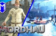 Fire Mage Build, Burning Foes And Allies, Fire Bomb Only Build – Let's Play MORDHAU Gameplay Ep 5