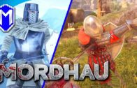 I Love This Build, My Best Loadout, Rapier And Shield Combo – Let's Play MORDHAU Gameplay Ep 6