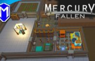 Mercury Fallen First Impressions – Hollowing Out A Planet – Let's Play Mercury Fallen Gameplay