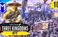 Battle For The River – He Yi – Yellow Turban Records Campaign – Total War: THREE KINGDOMS Ep 10
