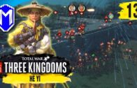 Challenger For The Throne – He Yi – Yellow Turban Records Campaign – Total War: THREE KINGDOMS Ep 13