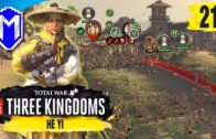 General Down, But Not Out – He Yi – Yellow Turban Records Campaign – Total War: THREE KINGDOMS Ep 21