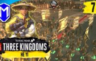 Large City Siege – He Yi – Yellow Turban Records Campaign – Total War: THREE KINGDOMS Ep 7