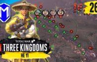 Massive Wang Assault – He Yi – Yellow Turban Records Campaign – Total War: THREE KINGDOMS Ep 26