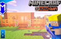 👷♂️ Setting Up The Build Site – AlphaCraft Server – Let's Play Minecraft SMP Gameplay Ep 8