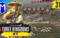 Stopping The Invasion – He Yi – Yellow Turban Records Campaign – Total War: THREE KINGDOMS Ep 31