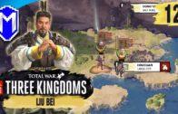 Siege Defense – Liu Bei – Legendary Romance Campaign – Total War: THREE KINGDOMS Ep 10