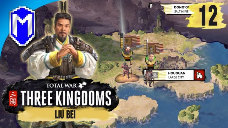 A New War – Liu Bei – Legendary Romance Campaign – Total War: THREE KINGDOMS Ep 12