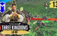 Large Coastal Battle – Liu Bei – Legendary Romance Campaign – Total War: THREE KINGDOMS Ep 13