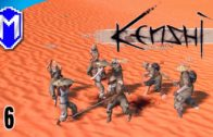 Leaving The City, Looking For Trouble In The Great Desert – Let's Play Kenshi Mods Gameplay Ep 6