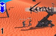 Mining Copper For Gold – Let's Play Kenshi Mods Gameplay Ep 1