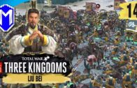 Reclaiming Our Lost City – Liu Bei – Legendary Romance Campaign – Total War: THREE KINGDOMS Ep 14