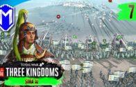 Battle For The Iron Mine – Sima Ai – Eight Princes Records Campaign – Total War: THREE KINGDOMS Ep 7