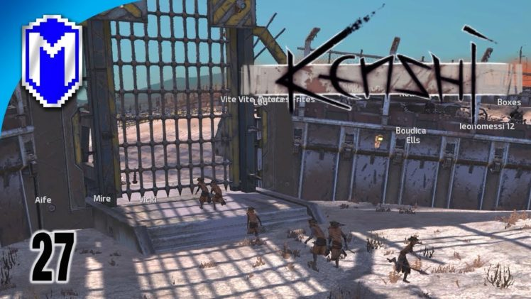 Building Up, New Training And Research Areas – Let's Play Kenshi Mods Gameplay Ep 27