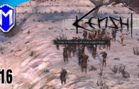 Finishing Off The Walls, Walling Off The City – Let's Play Kenshi
