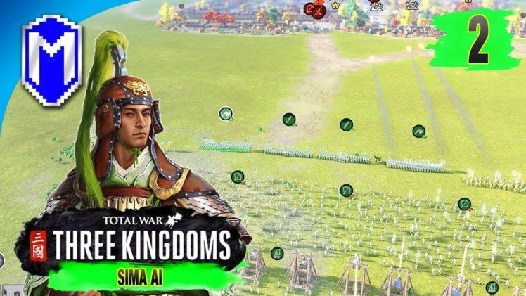 Siege Of Lingling – Sima Ai – Eight Princes Records Campaign – Total War: THREE KINGDOMS Ep 2