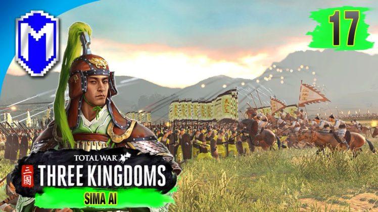 Annex Vassal – Sima Ai – Eight Princes Records Campaign – Total War: THREE KINGDOMS Ep 17