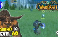 Bloodhoof Village, Leaving The Starting Area – WoW Classic Journey To Level 60 Episode 2