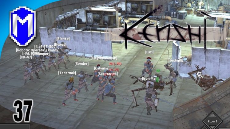 Finding Our First AI Core And Rescuing Thumper – Let's Play Kenshi Mods Gameplay Ep 37