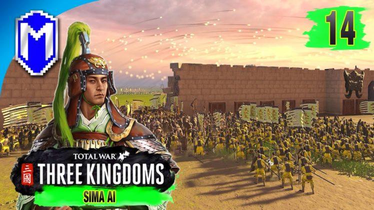 New Territory – Sima Ai – Eight Princes Records Campaign – Total War: THREE KINGDOMS Ep 14