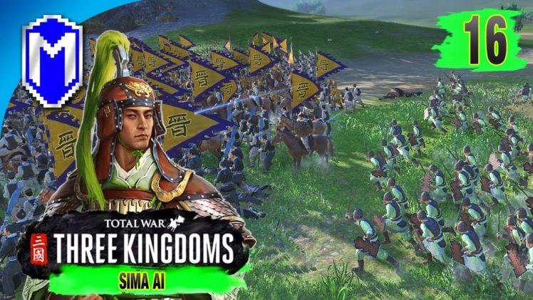 Trade Port Defense – Sima Ai – Eight Princes Records Campaign – Total War: THREE KINGDOMS Ep 16