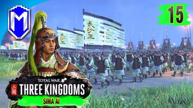 Trading The Trade Port – Sima Ai – Eight Princes Records Campaign – Total War: THREE KINGDOMS Ep 15