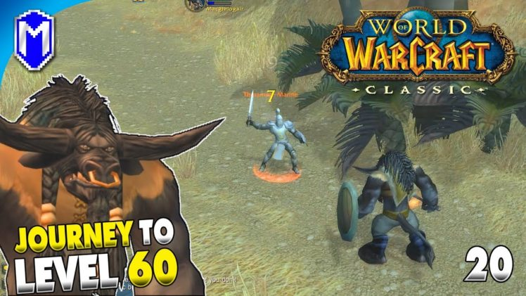 Attacking Northwatch Hold Once Again – WoW Classic Journey To Level 60 Episode 20
