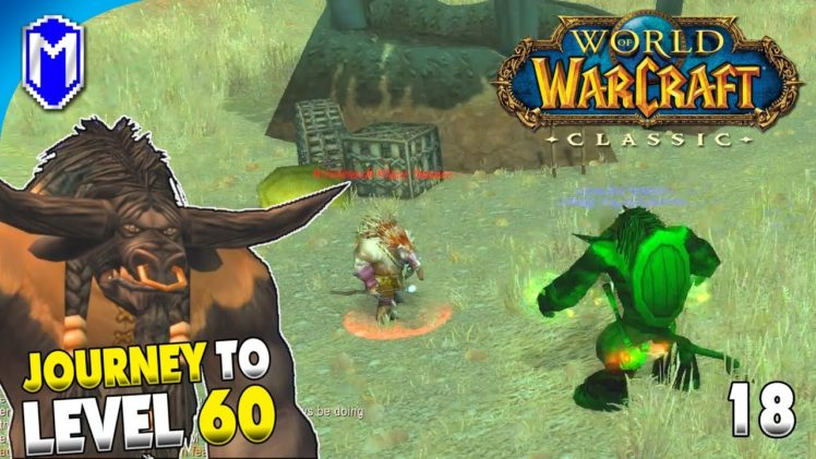 Consumed By Hatred, Collecting Tusks – WoW Classic Journey To Level 60 Episode 18