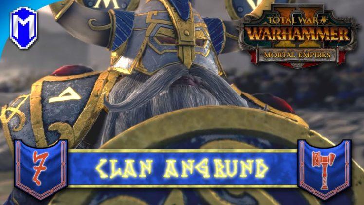 EPIC DWARVEN SIEGE DEFENSE – Clan Angrund – Total War: WARHAMMER II Mortal Empires Ep 7