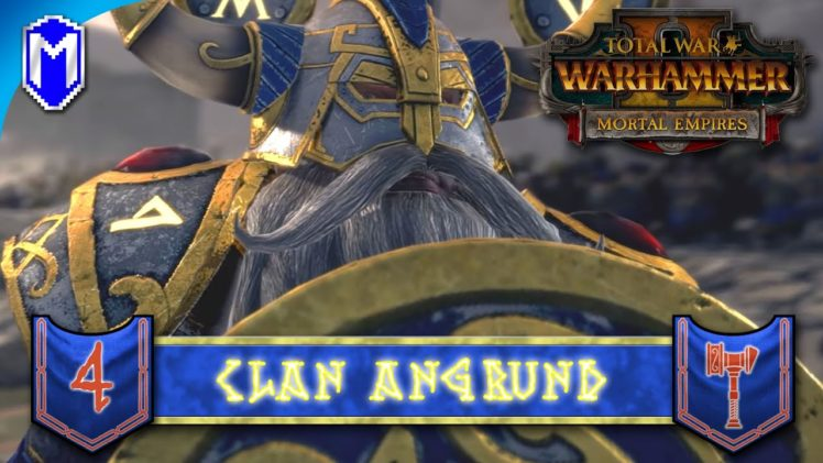 FIGHTING GOBLINS IN THE FOREST – Clan Angrund – Total War: WARHAMMER II Mortal Empires Ep 4